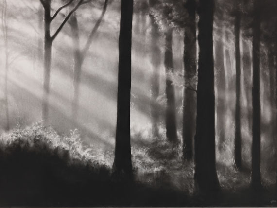 Robert Longo - Ohne Titel (In the Garden, et in arcadia ego) - Autre image